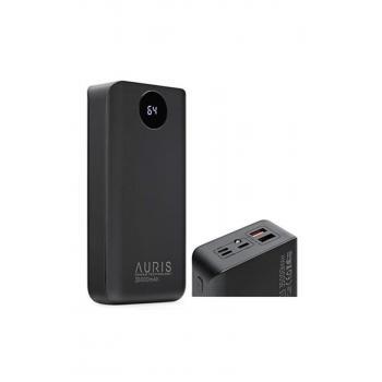 Auris Lcd Ekranlı Powerbank +52 Saat 11000 Mah. ARS-PB002