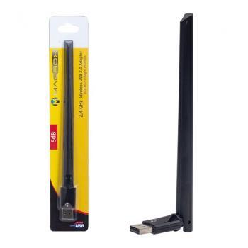 Magbox 31545 USB ANTENLİ 802.11N WİFİ 7601 İŞLEMCİ 150 MBPS