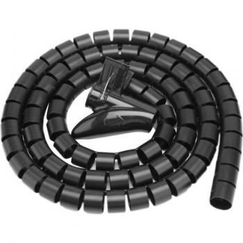 Alfais 5118 Kablo Toplayıcı Düzenleyici Spiralli Toplama Kablosu