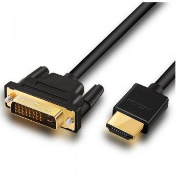 ALFAİS AL4600 DVI TO HDMI ÇEVİRİCİ KABLO 1.2m