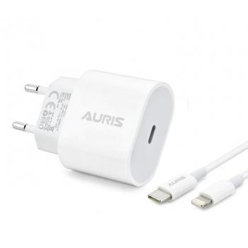 Auris 18W İphone USB-C PD Şarj Aleti Seti ARS-CH21
