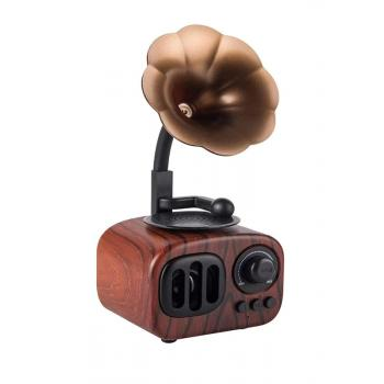 Wıreless(Kablosuz Gramafon) Speaker B5 Classic Retro Style