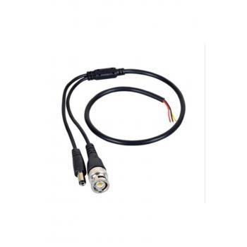 PSC5402 Bnc + Power Kablolu 25cm