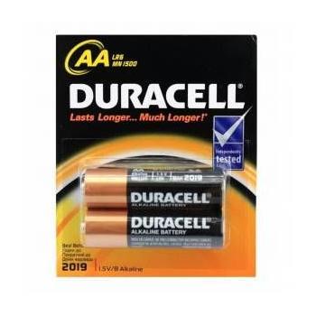 Duracell Aa Lr6 Pil 2'Li