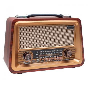 Everton RT-810 USB/TF/FM/Bluetooth Destekli Nostaljik Radyo 4232