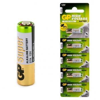 Gp 27A 12V Alkalin