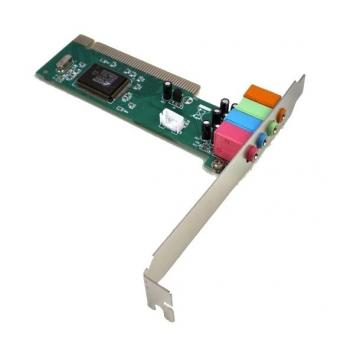PCI SOUND CARD 4.1 2202