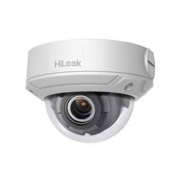 HILOOKIPC-D640H-V4 MP 2.8-12MMVARIFOCAL H265 30 MIRPOE IP DOME