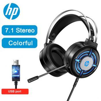 HP H120G USB GAMİNG KULAKÜSTÜ KULAKLIK