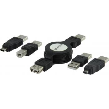 HQ BF-M162 USB ÇOKLU UÇ SET