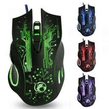 İMICE X9 GAMING MOUSE