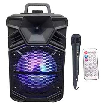 KTS -1078A Bluetooth Speaker Karaoke Portable