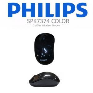 PHİLİPS SPK7374  2.4GHZ  800/1200/1600DPI KABLOSUZ MOUSE SİYAH