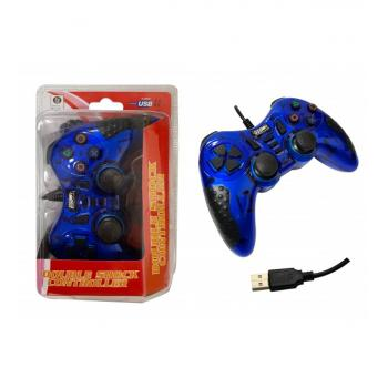 PL-2585 DOUBLE SHOCK CONTROLLER USB GAME PAD