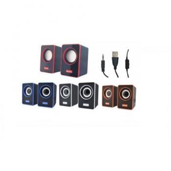 PL-4129 1+1 USB MİNİ SPEAKER N7