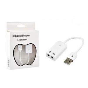 USB TO 7.1 SES ÇEVİRİCİ APARAT 5663
