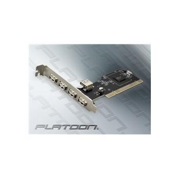 PLATOON PL-8770 PC USB 4 PORT KART