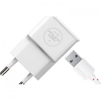 POWERWAY X13 ŞARJ VE MICRO USB KABLO 2000mA