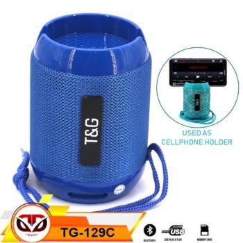 TG-129 C Kablosuz Mini Bluetooth Hoparlör Speaker Ses Bombası