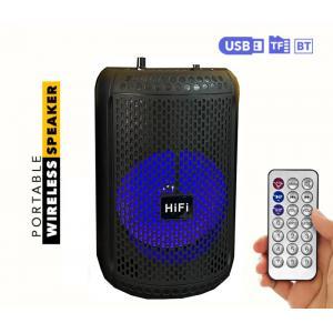 TS-602 BLUETOOTH SPEAKER USB HAFIZA KART MİKROFON GİRİŞLİ