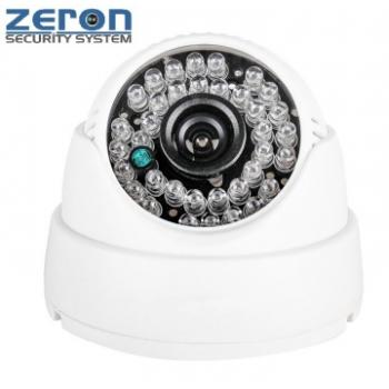 ZERON ZR-1336 1,3M 3,6(3MP) 36 LED AHD DOME OSD